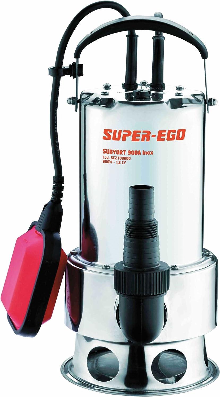 Bomba sumergible suvort900ai Super ego M112307