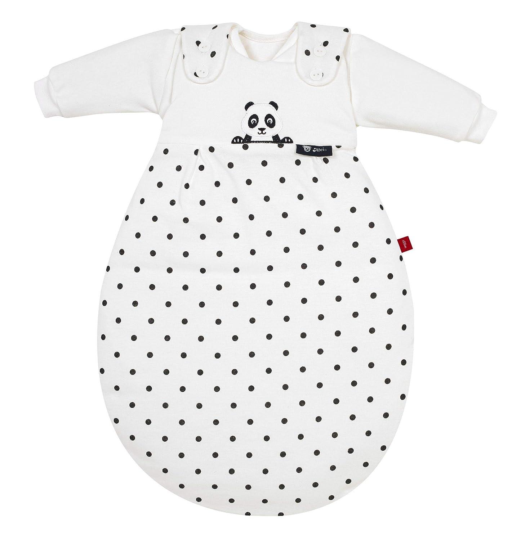 Alvi s.Oliver Baby-Mäxchen Baby-Mäxchen Baby-Mäxchen Pandabär schwarz 3tlg, Größe 50 56 B076FBMH4K Schlafscke 997a82