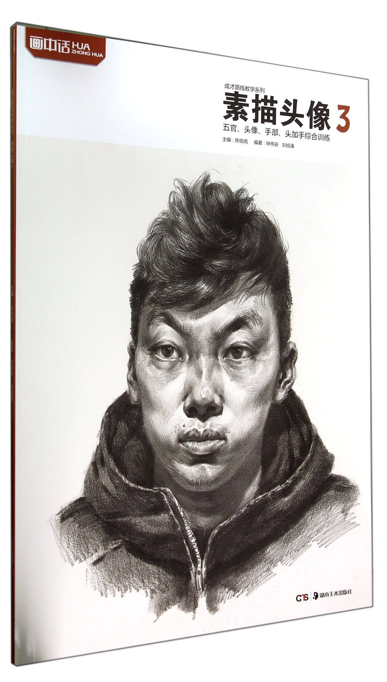 Read Online Sketch picture (3 facial avatar hand Butou plus hand comprehensive training) taught course teaching series(Chinese Edition) pdf epub