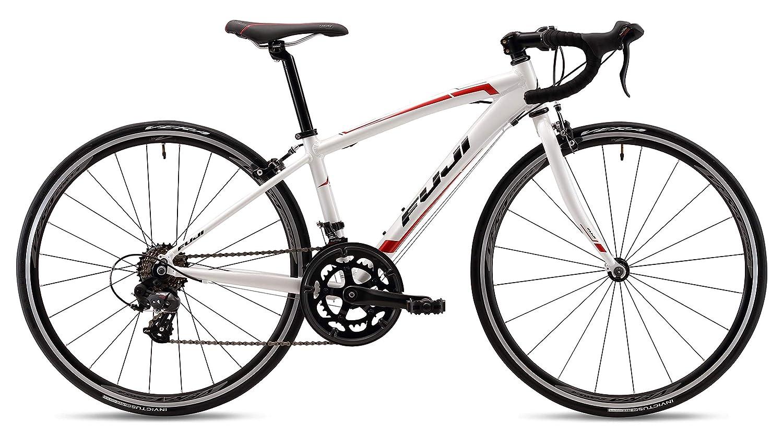 FUJI(フジ) ACE 650 2x7段変速 子供用自転車 19AC65WH35 PEARL WHITE 650C B07G2M88P1