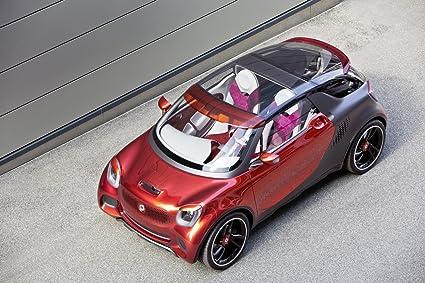 Amazon Smart Forstars Concept 2012 Car Art Poster Print On 10