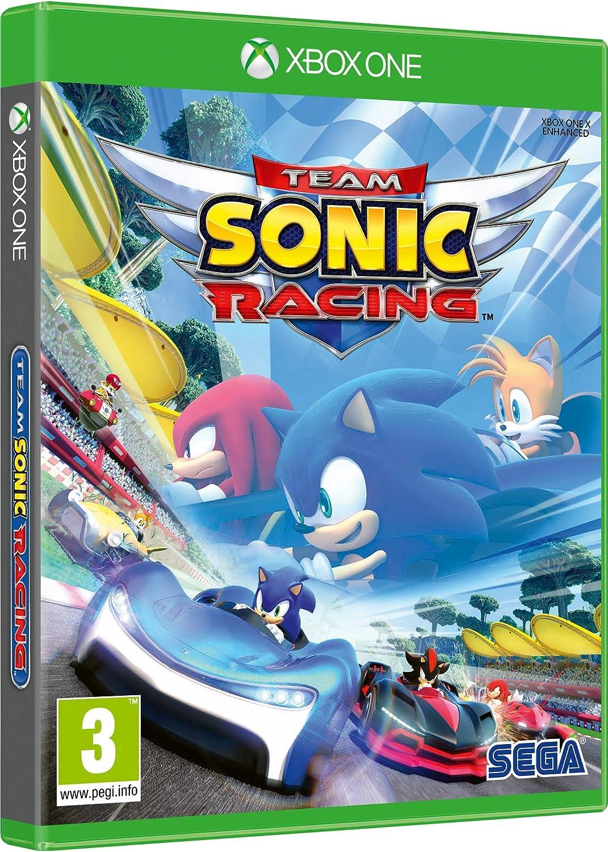 Team Sonic Racing - Xbox One [Importación italiana]: Amazon.es ...