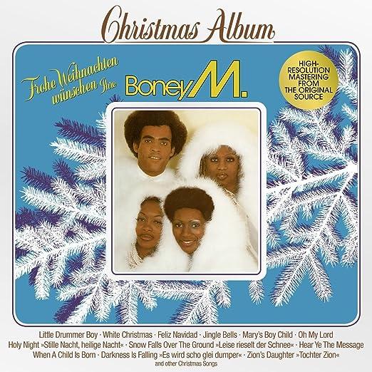 Boney M Christmas Album.Christmas Album 1981
