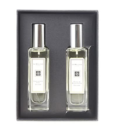 Jo Malone Pomegranate Noir + Peony & Blush Suede Cologne Colonia 2X1oz/30ml