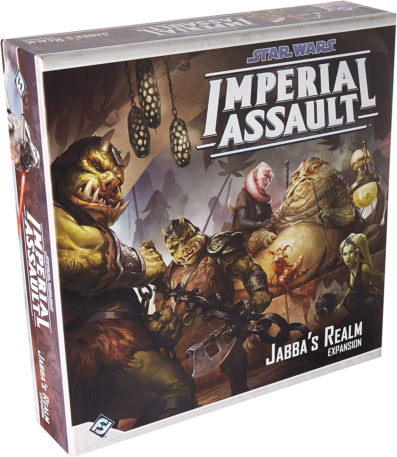 Star Wars: Imperial Assault - Imperial Assault Jabba's Realm