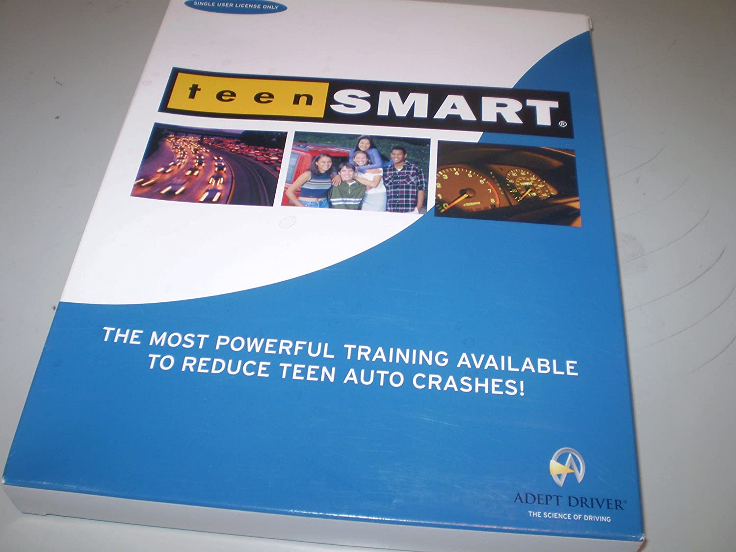 Teen Smart Driving >> Amazon Com Teen Smart The Most Powerful Training