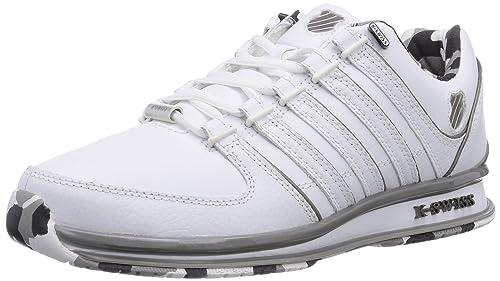 K-Swiss Rinzler SP~Buffalo/Antique White~m - Zapatillas Hombre: K-Swiss: Amazon.es: Zapatos y complementos