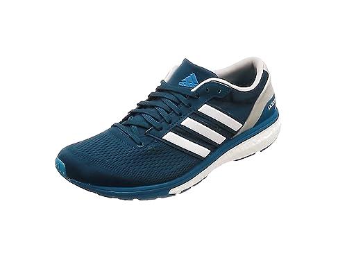 the best attitude 071fb d6a47 adidas Adizero Boston 6 M, Chaussures de Sport Homme - différents Coloris -  Multicolore (