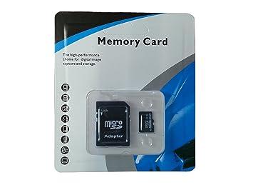 32 GB Generic - Tarjeta Micro SD y adaptador SD Fror ...