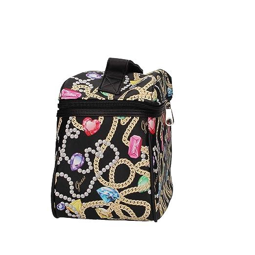 Guess PWNOAHP8160 Neceser de viaje Mujer negro UNICA: Amazon.es: Ropa y  accesorios
