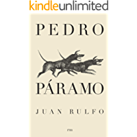 Pedro Páramo book cover