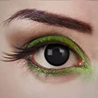 aricona contactlenzen gekleurd – daglenzen – Dark Desire - contactlenzen zwart