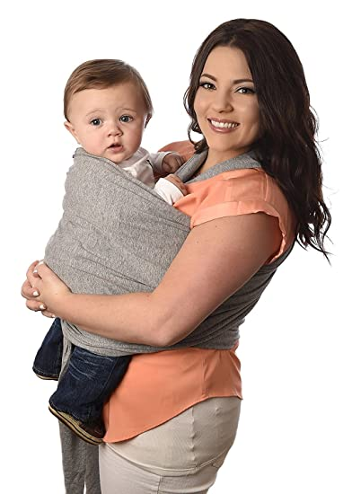 Amazon.com : Baby s New Baby Carrier Wrap, Ideal for Nursing ...