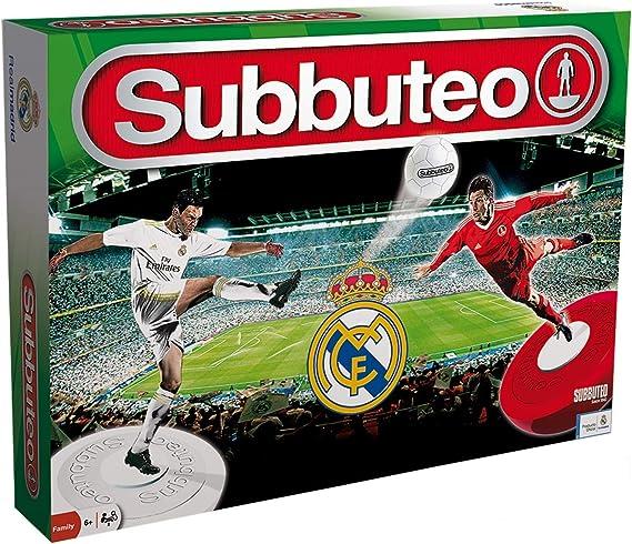 Eleven Force Subbuteo Playset Real Madrid CF 2019/20, Juventud ...