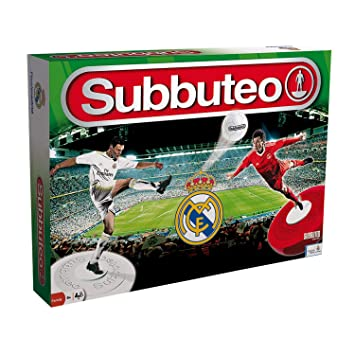 Eleven Force Subbuteo Playset Real Madrid CF 2019/20 (12487)