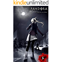 PANDORA: El Fin de los Días Libro #1 Manga Novela Gráfica: 200 páginas Paranormal / Survival Horror / Plaga / Apocalipsis zombi Manga cómic Libro