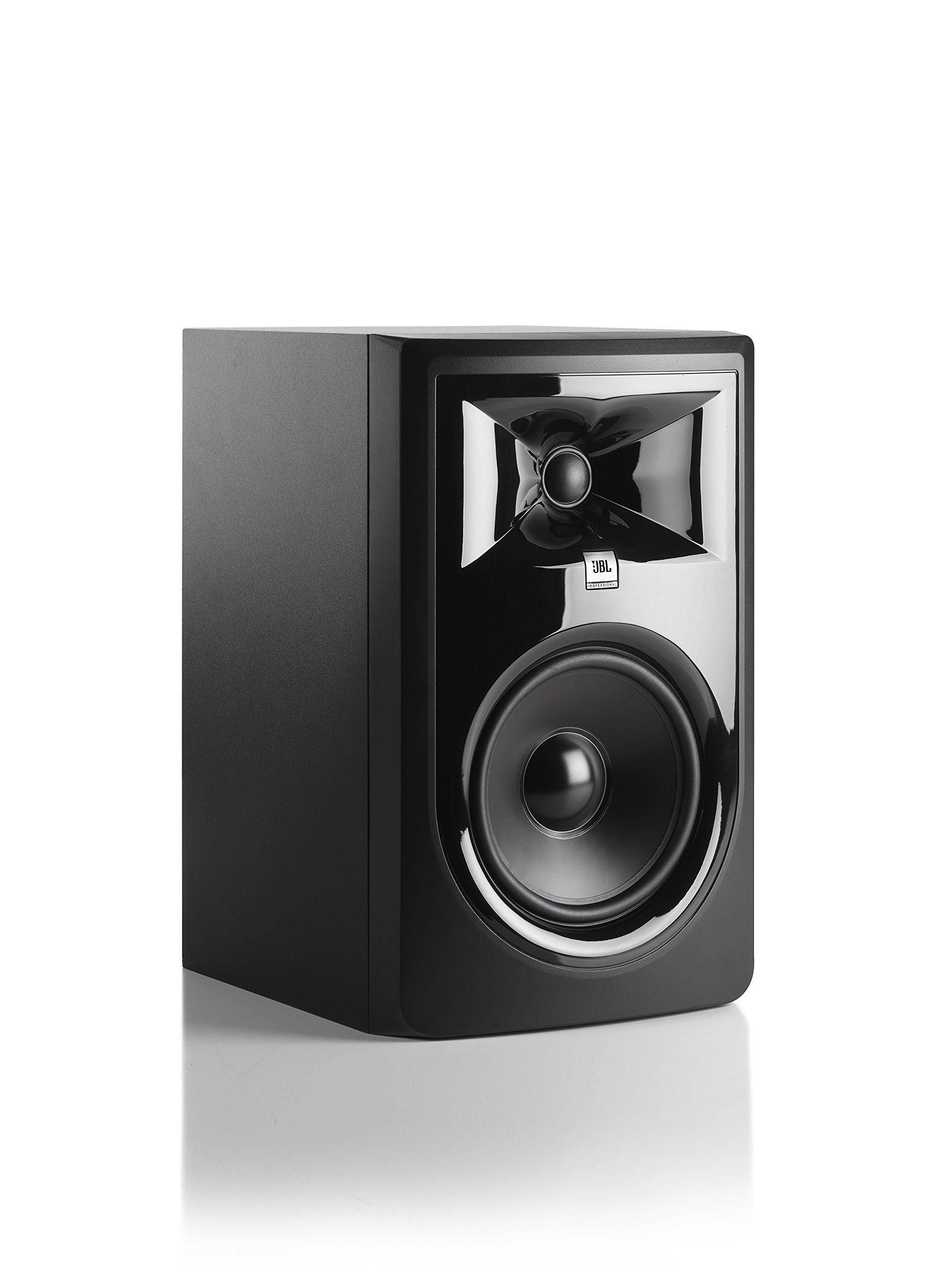 JBL 306P MkII 6'' 2-Way Powered Studio Monitor (new model) by JBL Professional (Image #4)