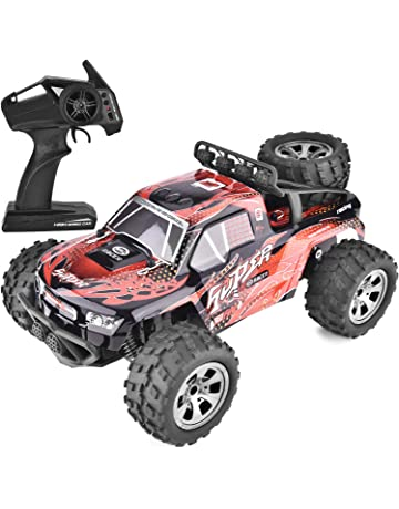 SIMREX A241 RC Cars High Speed 20KM/H Scale RTR Remote Control Brushed Monster Truck