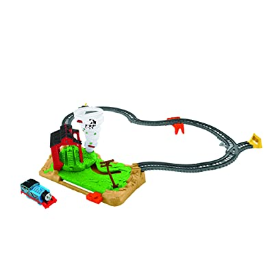 Fisher-Price Thomas & Friends TrackMaster, Twisting Tornado Set: Toys & Games