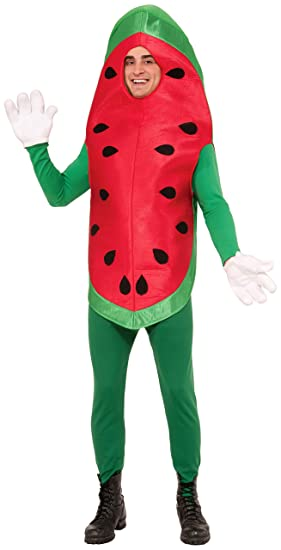 Forum Novelties Watermelon Costume, Red, Standard