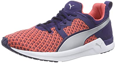 hot sale online d8f94 dfa03 Puma Pulse Xt Geo Wn s, Chaussures de Fitness Femme - Rouge (cayenne-cayenne