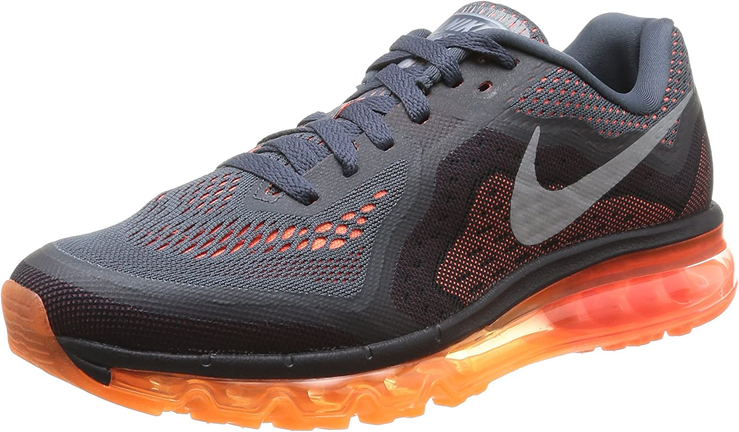 Nikeair MAX 2014 - Pantufla Hombre, Color Gris, Talla 47: Amazon ...