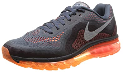 sports shoes 80f82 274a1 NIKE Air Max 2014 Mens Running Shoes 621077-009 Black 10 M US