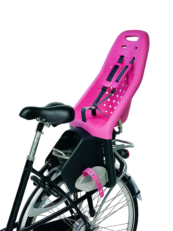 Yepp(イエップ) 後ろ子供のせ 自転車 チャイルドシート 後ろ乗せ キャリア取付タイプ Yepp Maxi Easyfit ピンク   B072LP4QK6