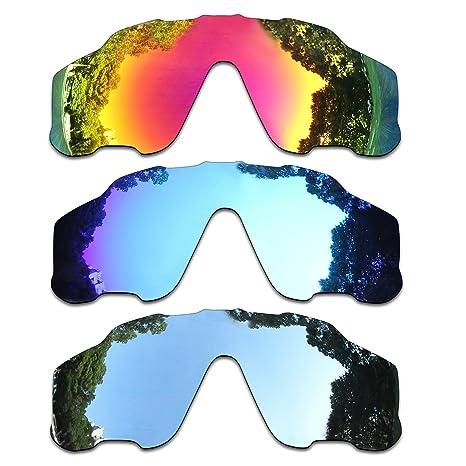 e47a890732 Amazon.com  ToughAsNails 3 Pair Polarized Replacement Lenses for ...