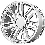 """Wheel Replicas V1165 Cadillac Escalade Platinum Edition Chrome Wheel (22x9""""/6x5.5"""")"""