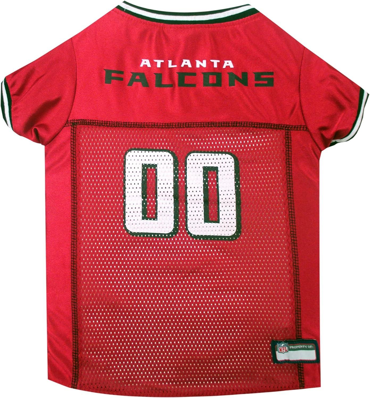 NFL ATLANTA FALCONS DOG Jersey, Large