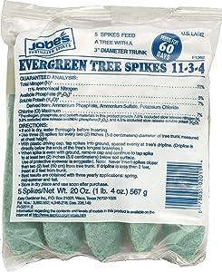 Jobe's 02011 Evergreen Fertilizer Spikes, 5 Bag