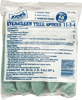 product image for Jobe's 02011 Evergreen Fertilizer Spikes, 5 Bag