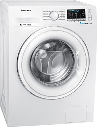 Turbo Samsung WW80J5435DW/EG Waschmaschine Frontlader / 8kg / 85 cm Höhe LA22