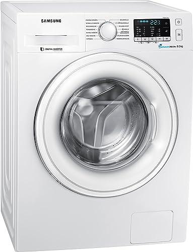 Gut bekannt Samsung WW80J5435DW/EG Waschmaschine Frontlader / 8kg / 85 cm Höhe HS62