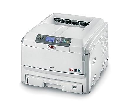 OKI C821n - Impresora láser (Color, 600 x 1200 dpi, A3, 300 ...