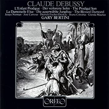 Lenfant Prodigue / la Damoiselle Elue