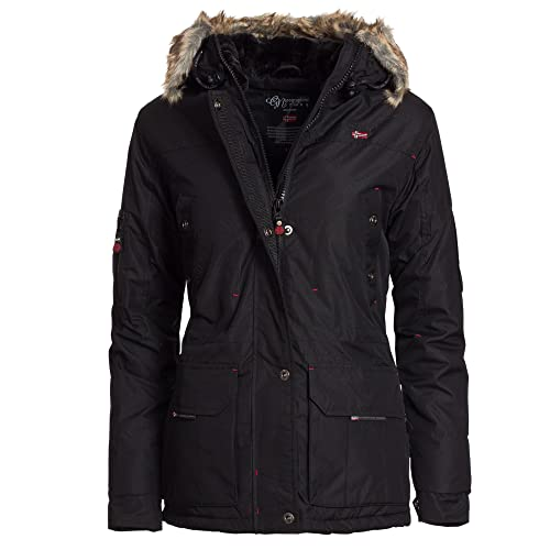 Geographical Norway – Chaqueta – para mujer negro small