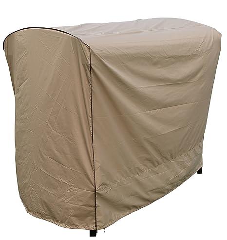 Amazon Com Sorara Swing Chair Cover Outdoor 3 Triple Seater Hammock