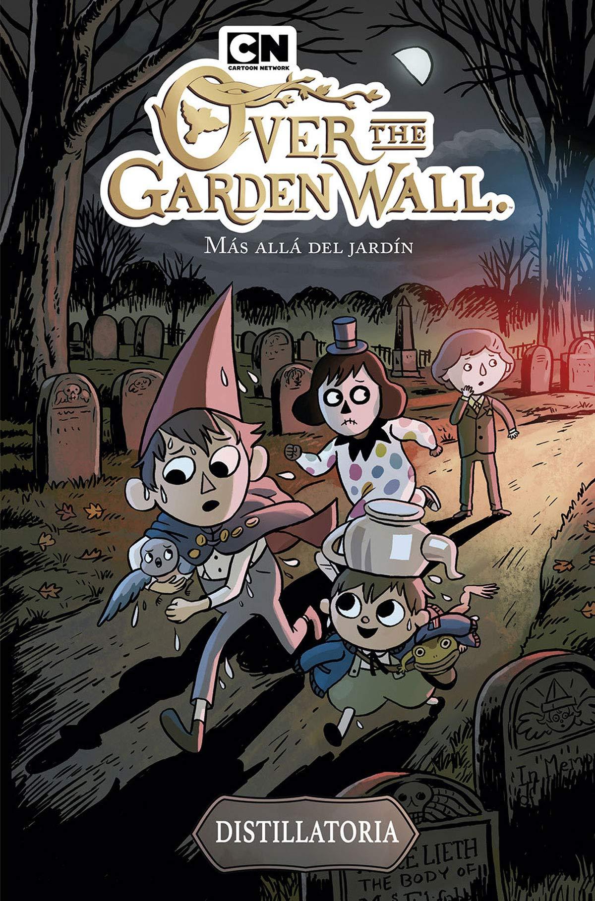 Más allá del jardín: Distillatoria: Amazon.es: Case, Jonathan, Campbell, Jim: Libros