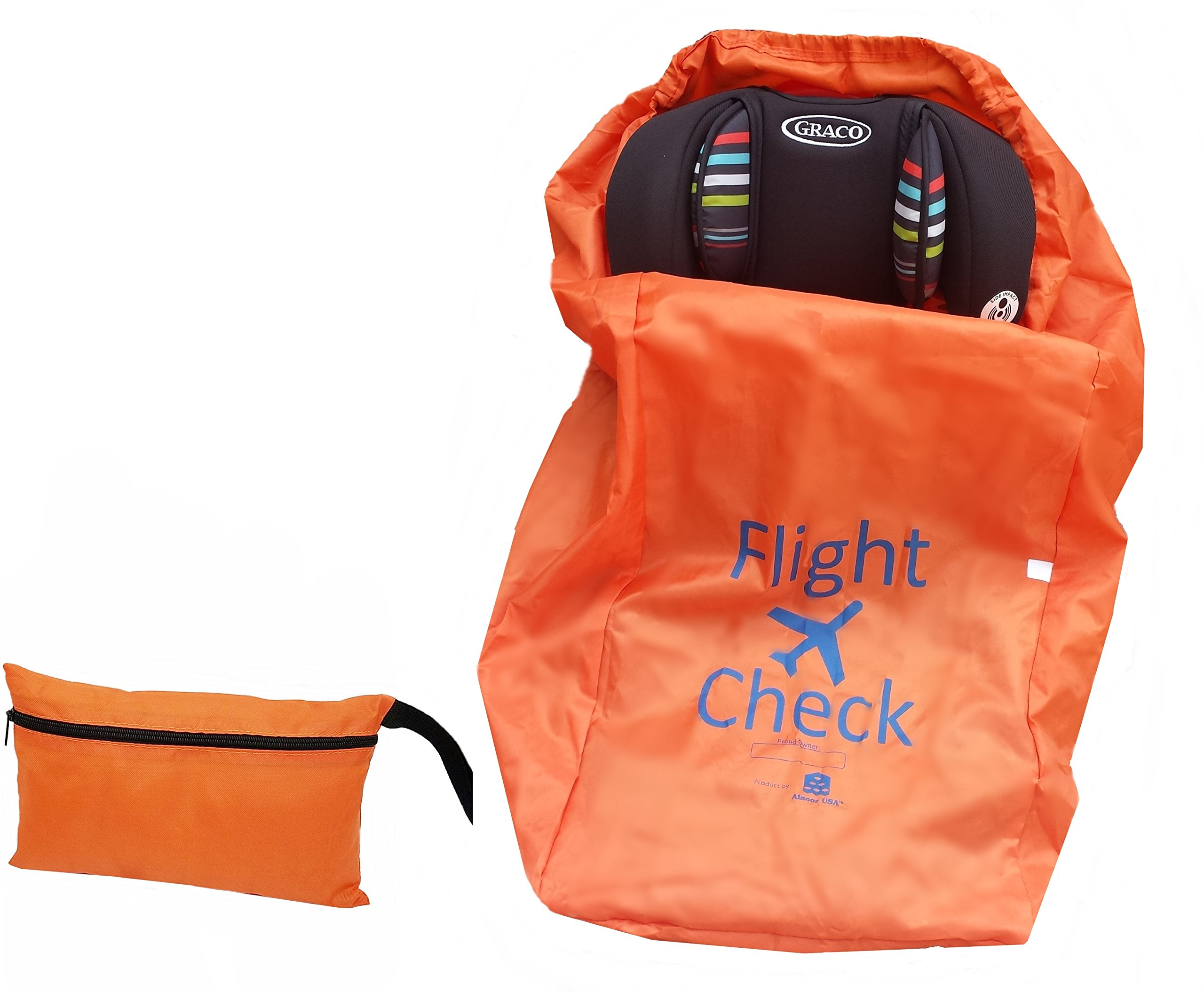 Amazon Com Gate Check Bag For Single Amp Double Stroller