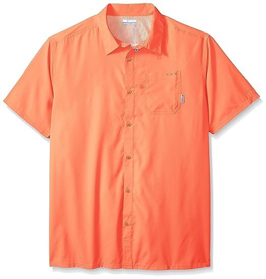 0207d093dab Amazon.com: Columbia Sportswear Men's Big Slack Tide Camp Shirt: Sports &  Outdoors