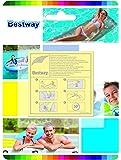 Bestway, Heavydutyrepairpatch 6.5x6.5cm -26-62068, Multi Color