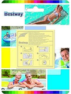 Bestway 62091 - Kit de Reparación Parche Adhesivo Bajo el Agua 10 ...