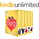 The Curvies Box Set: Sweet Curvy Romance: Books 1-5 of The Curvies