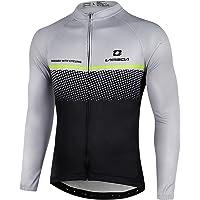 LAMEDA Maillot Ciclismo Hombre Jersey Bicicleta MTB Camiseta