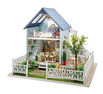 Amazon.es: Kit de manualidades para hacer una casa de ...