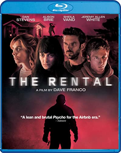The Rental (2020) English 720p HEVC BluRay  x265 AAC ESubs [450MB] Full Movie Download