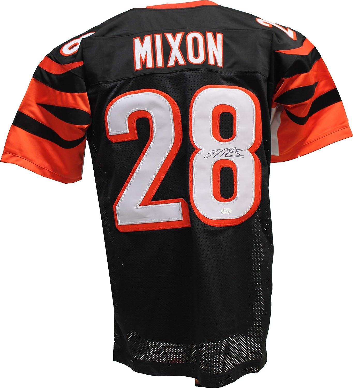 info for f0fa5 5e899 Joe Mixon Autographed Signed Jersey JSA COA at Amazon's ...
