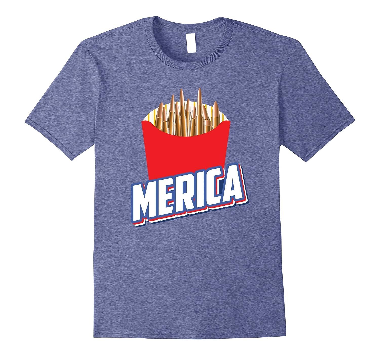 ecf354820 Merica Size Freedom Fries-RT. Home / T-Shirt